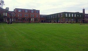 Ashford School - Ashford school grounds