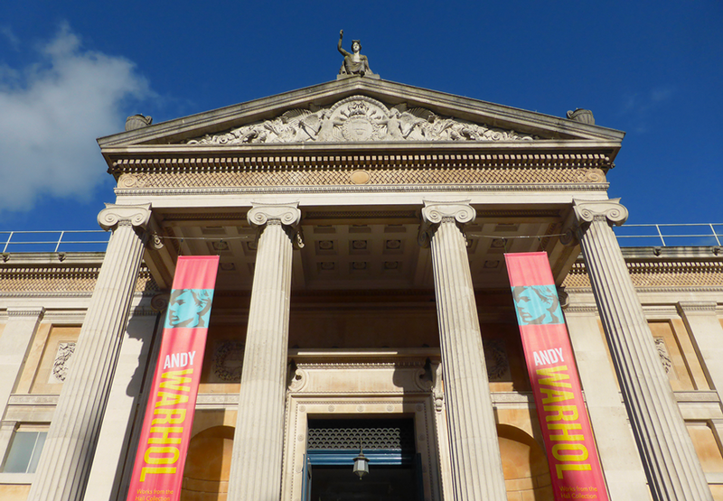 Ashmolean Museum Entrance February 2016.png