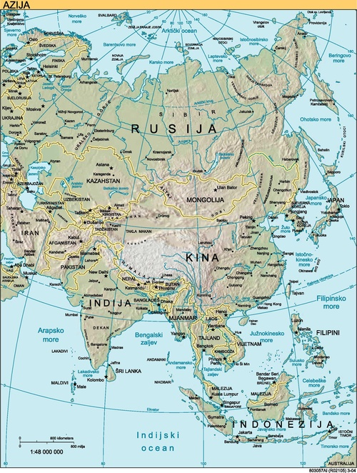 Azija Wikiwand