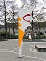 Assen - Vogelachtigen (1993) van Jan Pieter de Graaf 04.jpg