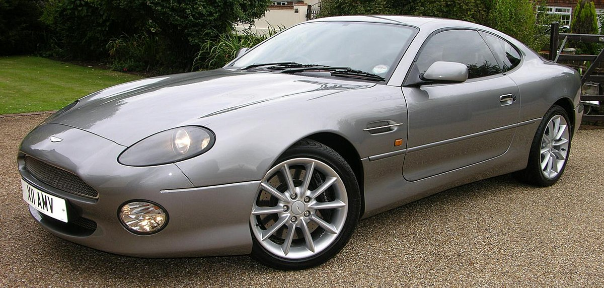 Aston Martin Db7 Wikipedia