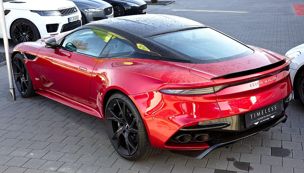 Aston Martin Dbs Superleggera Wikipedia