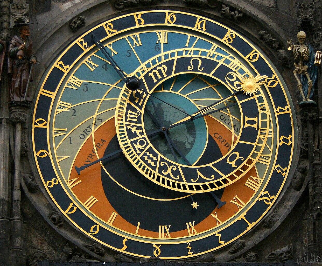 File Astronomical Clock Prague Jpg Wikimedia Commons