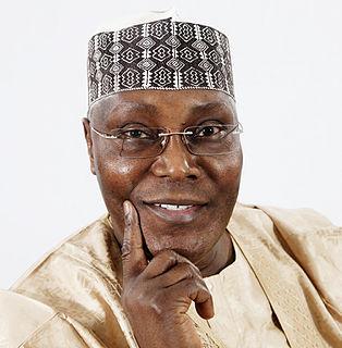 Atiku Abubakar Nigerian politician