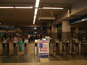 Imagen de la estacion de Atocha Renfe de Madrid
