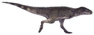 Aucasaurus - Reconstruction