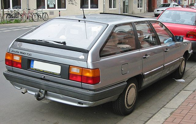 Audi 100 c3 avant h sst