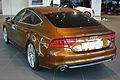 Audi A7 Sportback S line 3.0 TDI quattro S tronic Ipanemabraun Hinten.JPG