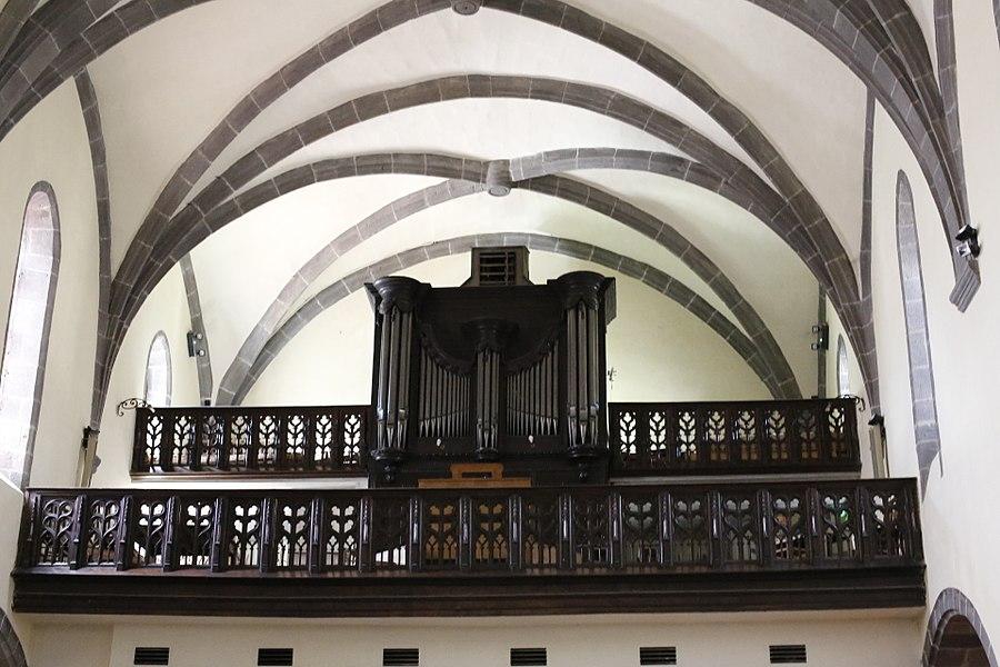 Église Notre-Dame-aux-Neiges d'Aurillac.