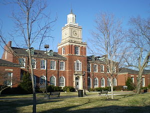 Austin Peay State University - The Browning Building at Austin Peay State University