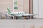 Australian Aerial Surveys (VH-OGW) Piper PA-31-350 Navajo Chieftain at Wagga Wagga Airport.jpg