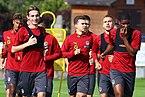 Austria national under-21 football team - Teamcamp October 2019 (83).jpg
