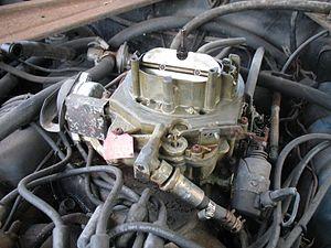 Autolite 4300 carburetor - Autolite 4300A Carburetor