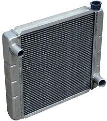Classico radiatore automobilistico