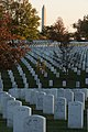 Autumn in Arlington National Cemetery (30144477844).jpg