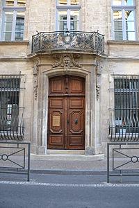 Avignon - Hotel de Rochegude 1.JPG