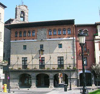 Orduña-Urduña - Orduña Town Hall