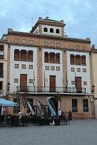 Ayuntamiento - Santa Fe (Granada).jpg