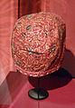 Béguin d'enfant en indienne rouge-Musée de la Compagnie des Indes (1).jpg
