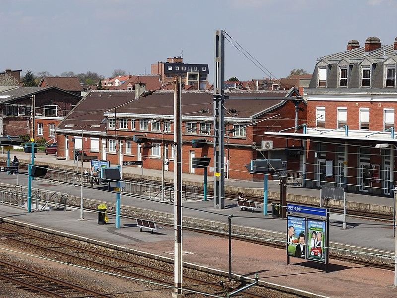 File:Béthune - Gare de Béthune (21).JPG