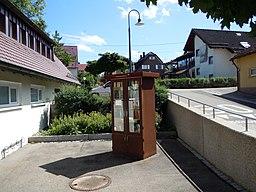 Gartenstraße in Hildrizhausen