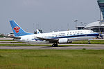 B-2959 - China Southern Airlines - Boeing 737-31B - CAN (14902871456).jpg