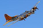 B17G Flying Fortress - Chino Airshow 2014 (16536525344).jpg