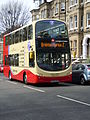 BF62 UXN (Route 7) at Cromwell Road, Hove (13858439104).jpg
