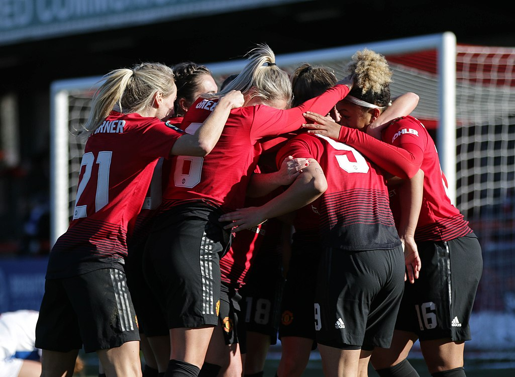 BHA Women 0 Man Utd Women 2 WFAC 4th rd 03 02 2019-1157 (46261947094).jpg