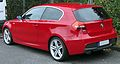 BMW 1er M-Sportpaket Facelift rear 20091011.jpg