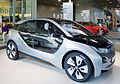 BMW i3, BMW Welt, Múnich, Alemania04.JPG