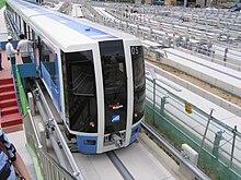 Rubber Tyred Metro Wikipedia