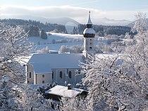 Bad Bayersoien - Eckbichl - Kapelle - Kirche v N.JPG