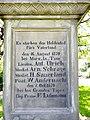 Bad Sassendorf – 1. Gedenktafel an der Sandsteinsäule - panoramio.jpg