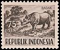 Badak, 75sen (1953).jpg