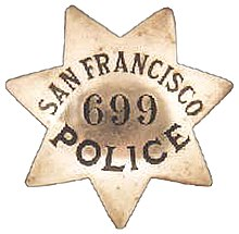 Badge of a San Francisco Police Department officer (699).jpg