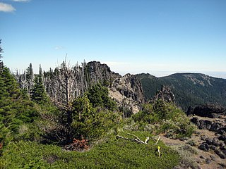 Badger Creek Wilderness wilderness area in Oregon, USA