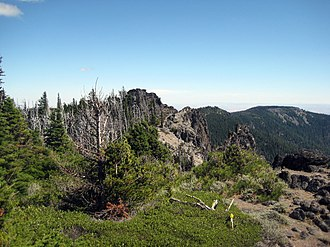 Badger Creek Wilderness - Badger Creek Wilderness