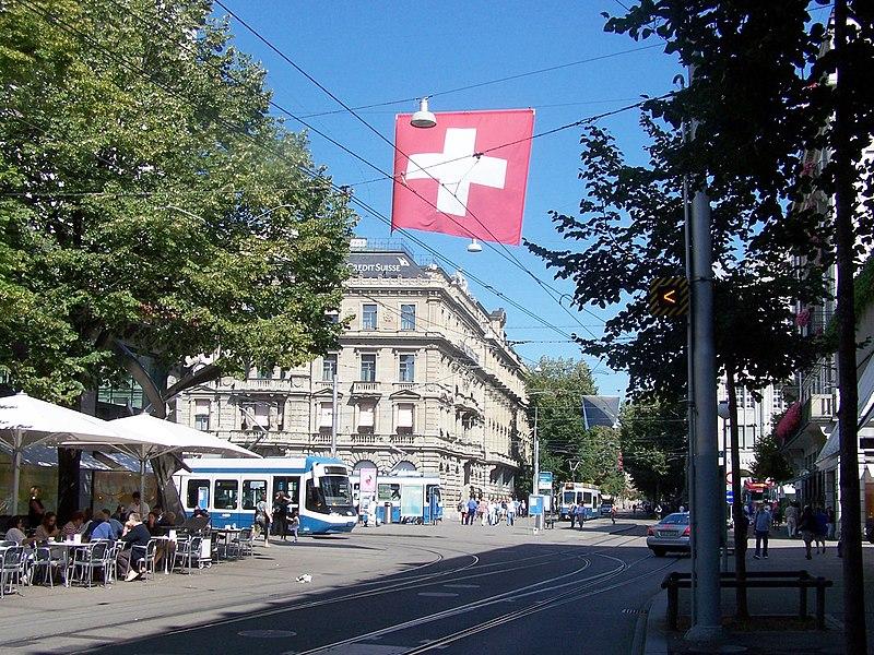 O que fazer no primeiro dia em Zurique
