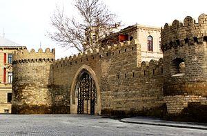Baku Fortress Wall - Baku Fortress Wall