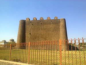 Gulbarga - Gulbarga Fort