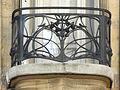 Balcon de lhôtel Guimard (Paris) (4818661086).jpg