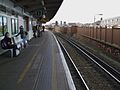 Balham station mainline southbound slow platform look north2.JPG