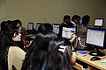 Bangla Wikipedia Workshop at CIU (02).jpg