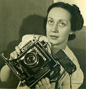 Barbara Morgan (photographer) - Morgan in 1940