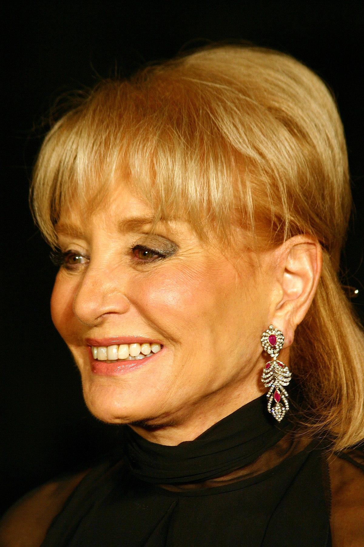 Barbara stillt Walters