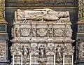 Barcelona Cathedral Interior - Sepulcre de Sant Oleguer - Pere Sanglada 1406.jpg