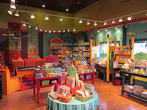 Barefoot Books - Barefoot Books Studio in Concord, Massachusetts
