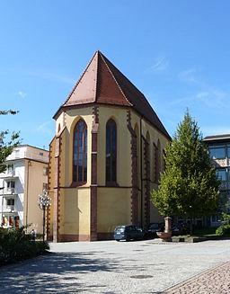 Barfüßerkirche Pforzheim