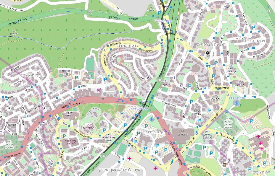 Bariax Map